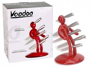 Voodoo Knife Block Tapanda Com